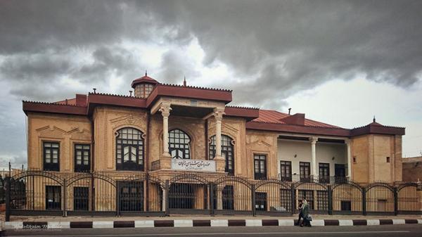 شروع بازسازی در موزه باستان شناسی ذوالفقاری