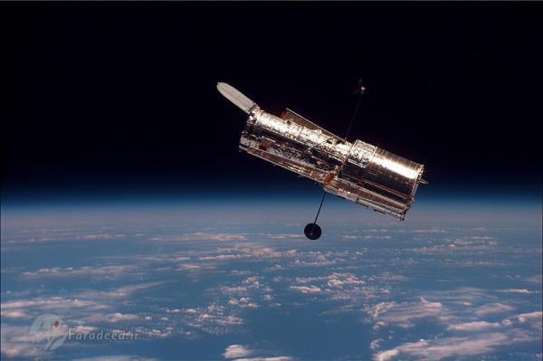 تلسکوپ هابل 31 ساله شد