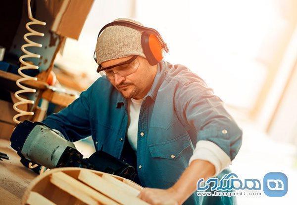 مراقبت از سلامت گوش ها در محیط کار ، صاحبان این مشاغل در معرض مسائل شنوایی هستند