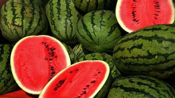 روش هایی برای انتخاب یک هندوانه شیرین و قرمز