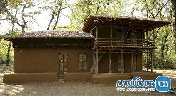 دوباره چینی 5 سازه روستایی در عملیات اجرایی فاز نخست پروژه موزه میراث روستایی گلستان