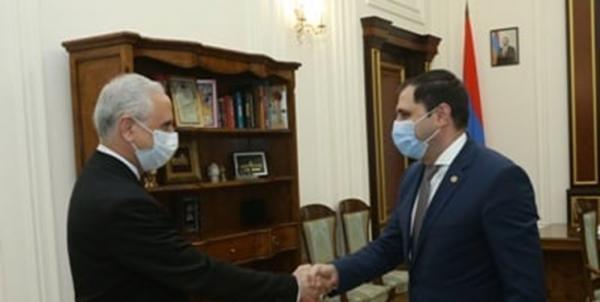 تور ارمنستان ارزان: تشکر مقام ارشد ارمنستان از مواضع سازنده ایران در منطقه
