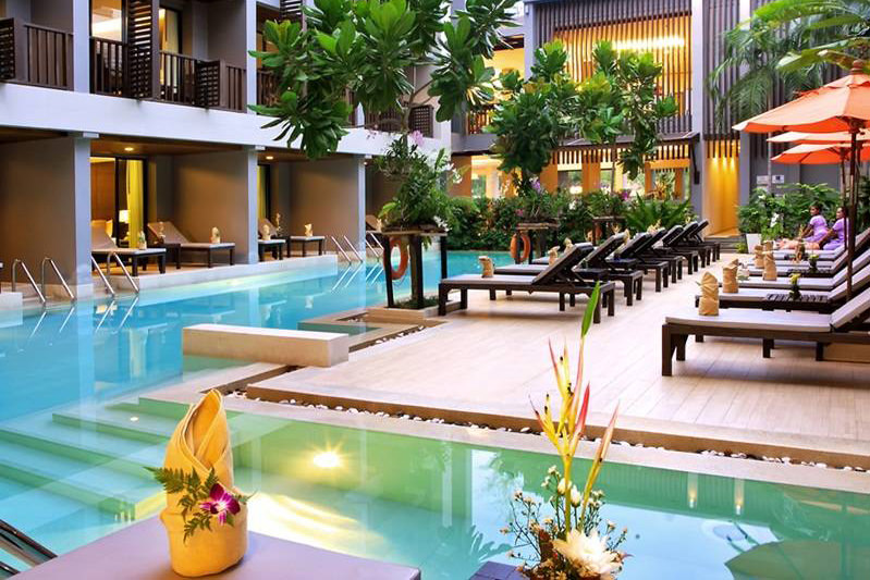 هتل آری تارا ریزورت کرابی (Aree Tara Resort Krabi)