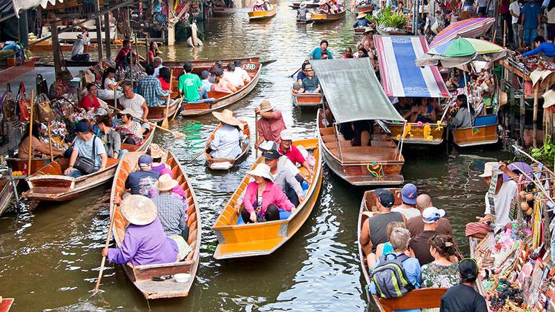 برترین جاذبه های بانکوک